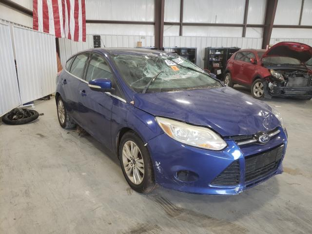 Salvage cars for sale from Copart Byron, GA: 2012 Ford Focus SEL