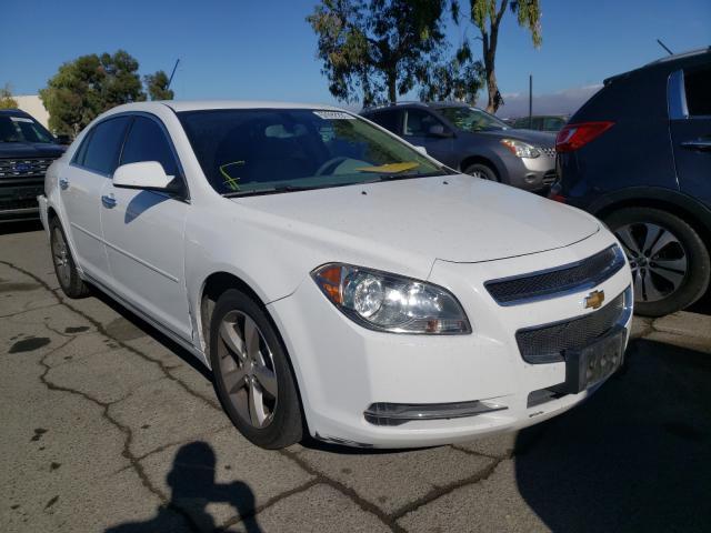 Vehiculos salvage en venta de Copart Martinez, CA: 2012 Chevrolet Malibu 1LT