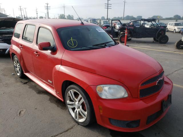 Salvage cars for sale at Nampa, ID auction: 2008 Chevrolet HHR SS