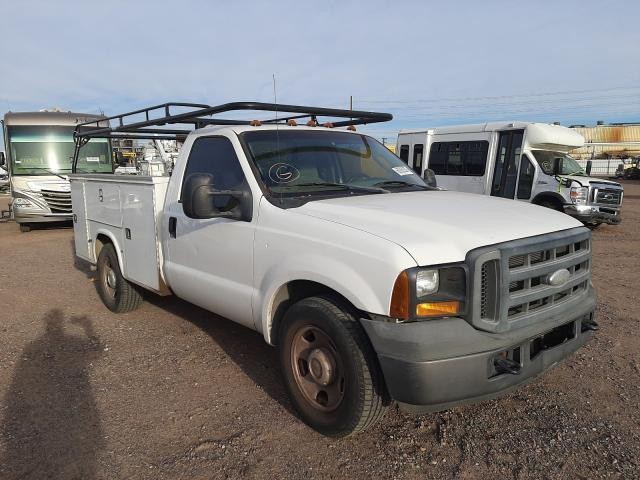 Vehiculos salvage en venta de Copart Phoenix, AZ: 2007 Ford F350 SRW S