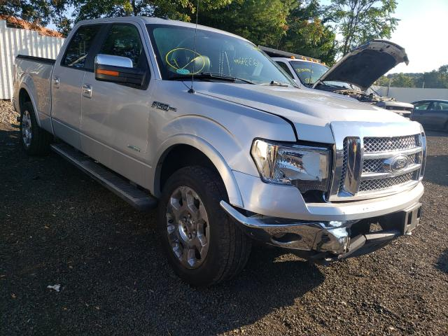 Salvage cars for sale from Copart New Britain, CT: 2011 Ford F150 Super