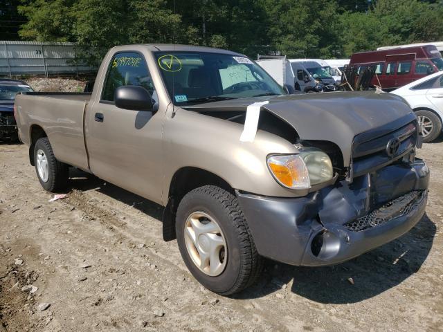 2005 Toyota Tundra en venta en Mendon, MA
