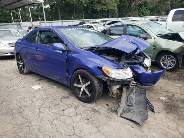 Salvage cars for sale from Copart Austell, GA: 2008 Honda Civic LX