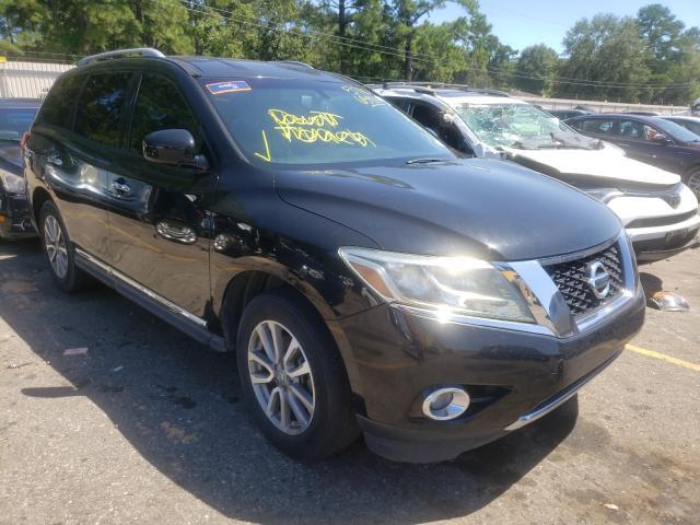 Vehiculos salvage en venta de Copart Eight Mile, AL: 2013 Nissan Pathfinder