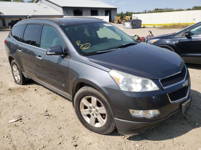 Vehiculos salvage en venta de Copart Madison, WI: 2010 Chevrolet Traverse L