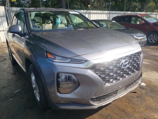 Vehiculos salvage en venta de Copart Austell, GA: 2019 Hyundai Santa FE S