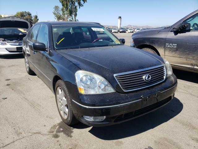 Vehiculos salvage en venta de Copart Martinez, CA: 2001 Lexus LS 430