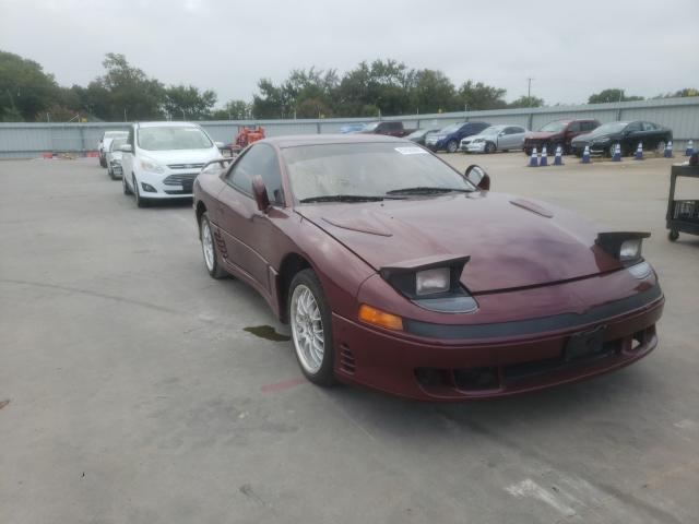 Mitsubishi salvage cars for sale: 1991 Mitsubishi 3000 GT SL