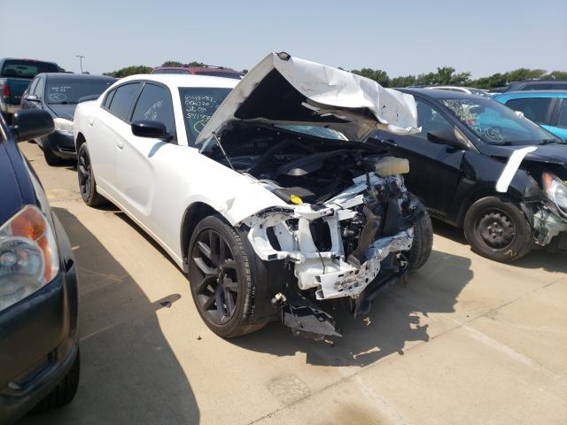 Vehiculos salvage en venta de Copart Wilmer, TX: 2019 Dodge Charger SX