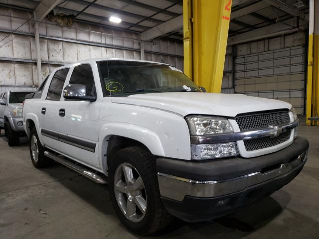 Chevrolet Avalanche salvage cars for sale: 2006 Chevrolet Avalanche