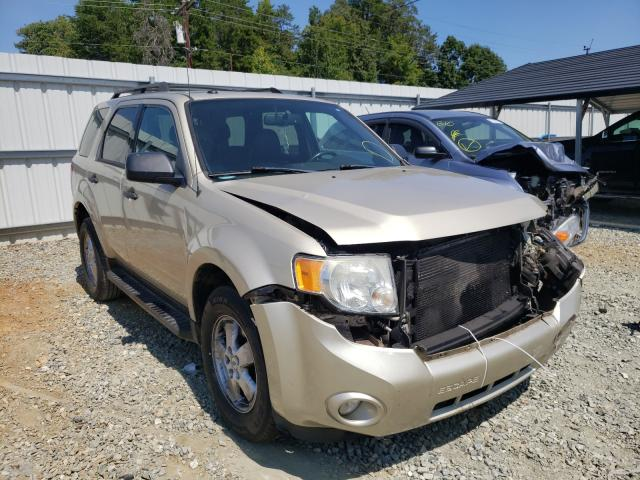 Salvage cars for sale from Copart Mebane, NC: 2011 Ford Escape XLT