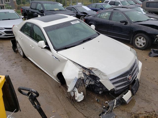 Cadillac Vehiculos salvage en venta: 2011 Cadillac CTS Luxury