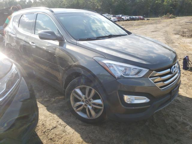 Salvage cars for sale from Copart Windsor, NJ: 2014 Hyundai Santa FE S