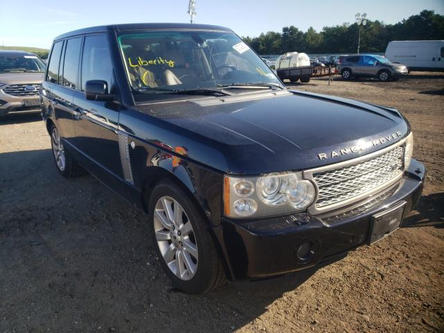 Land Rover salvage cars for sale: 2007 Land Rover Range Rover