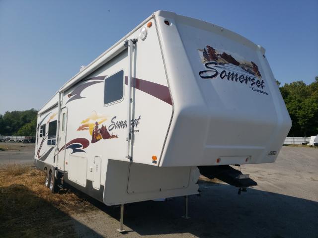 Coachmen salvage cars for sale: 2006 Coachmen Travel Trailer