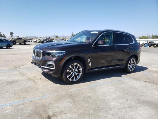 BMW X5 2021 1
