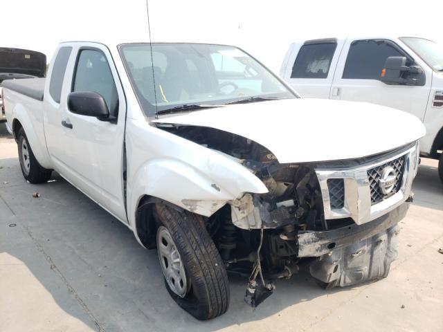 Vehiculos salvage en venta de Copart Grand Prairie, TX: 2016 Nissan Frontier S