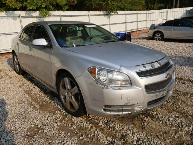 Salvage cars for sale from Copart Knightdale, NC: 2011 Chevrolet Malibu 2LT