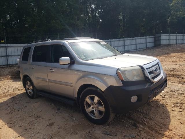 Salvage cars for sale from Copart Austell, GA: 2011 Honda Pilot EXL