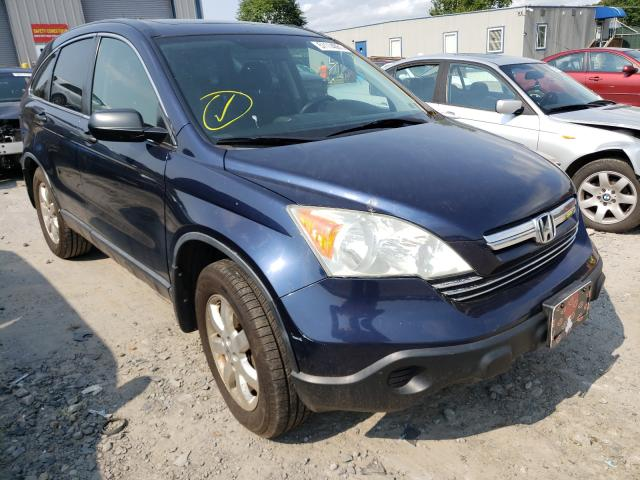 Salvage cars for sale from Copart Duryea, PA: 2007 Honda CR-V EX