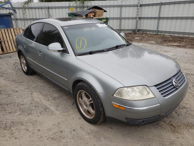 Vehiculos salvage en venta de Copart Arlington, WA: 2004 Volkswagen Passat GLS