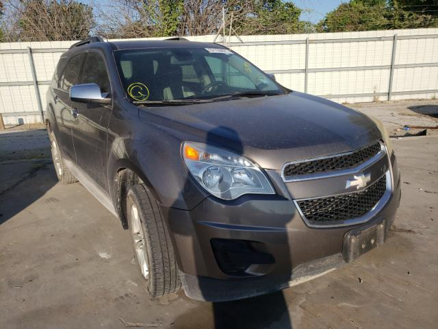 Salvage cars for sale from Copart Corpus Christi, TX: 2010 Chevrolet Equinox LT
