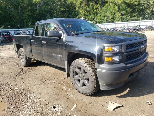 Salvage cars for sale from Copart Lyman, ME: 2015 Chevrolet Silverado