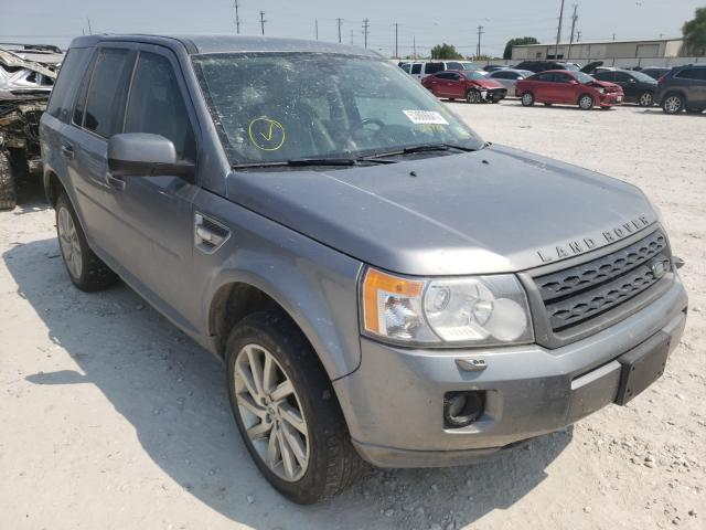 Salvage cars for sale from Copart Haslet, TX: 2012 Land Rover LR2 HSE