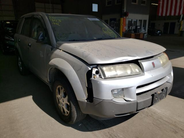 Salvage cars for sale from Copart Blaine, MN: 2002 Saturn Vue