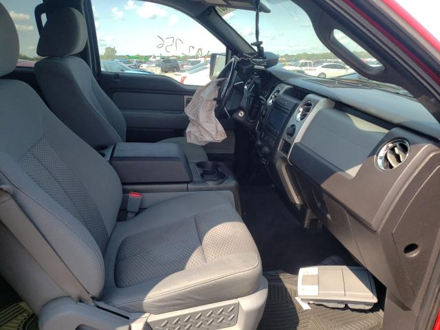 2011 FORD F150 SUPER 1FTFW1ET7BFC76127