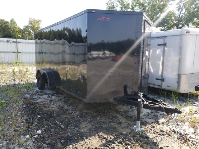 Salvage cars for sale from Copart Spartanburg, SC: 2021 Fast Cargo Trailer