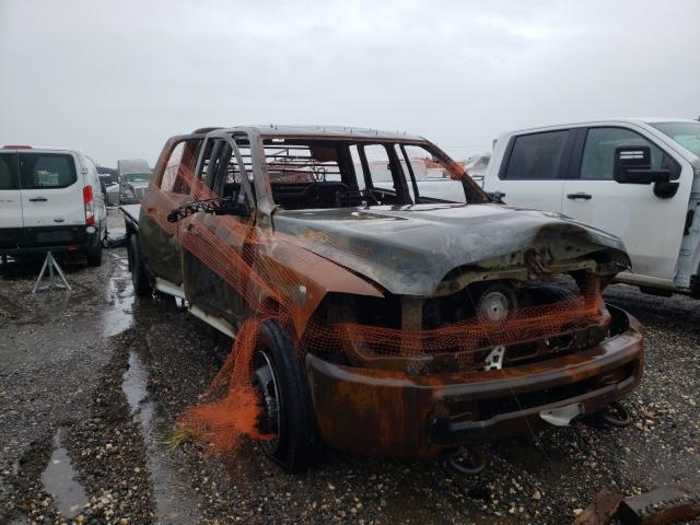 Salvage cars for sale at Houston, TX auction: 2012 Dodge RAM 5500 S