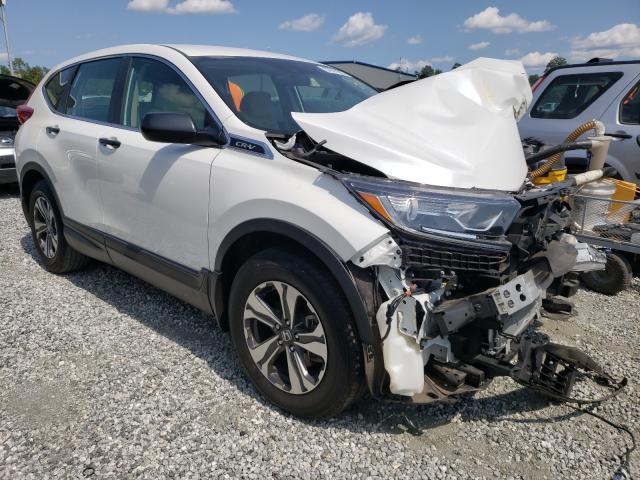 Vehiculos salvage en venta de Copart Spartanburg, SC: 2019 Honda CR-V LX