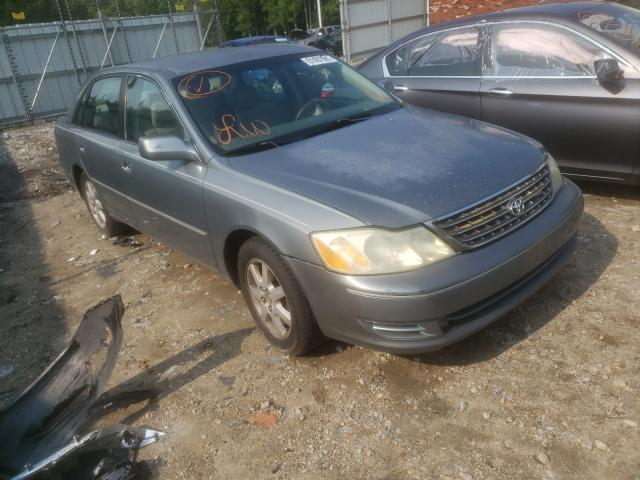 Salvage cars for sale from Copart Hampton, VA: 2004 Toyota Avalon XL