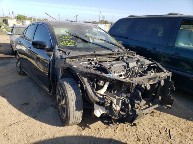 Salvage cars for sale from Copart San Martin, CA: 2017 Honda Accord LX