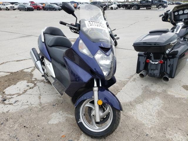 Salvage cars for sale from Copart New Orleans, LA: 2006 Honda FSC600 A