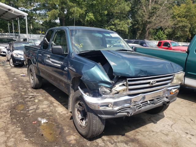 Salvage cars for sale from Copart Austell, GA: 1998 Toyota T100 Xtrac