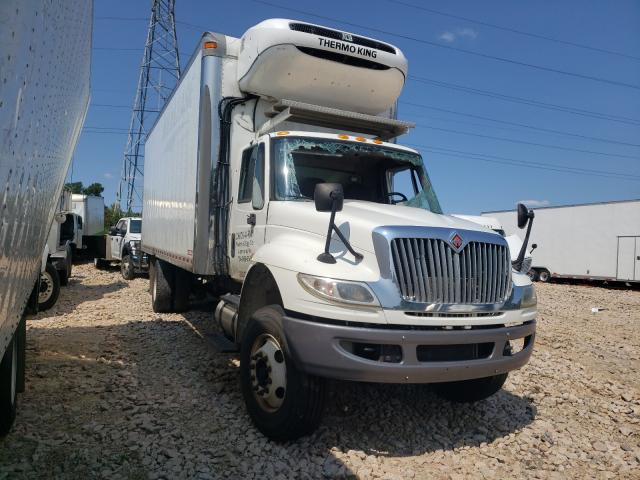 Salvage cars for sale from Copart China Grove, NC: 2016 International 4000 4300