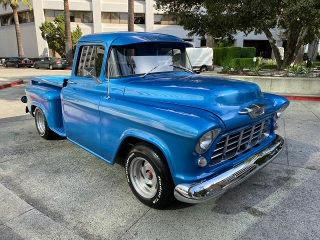 Upcoming salvage cars for sale at auction: 1955 Chevrolet 3100