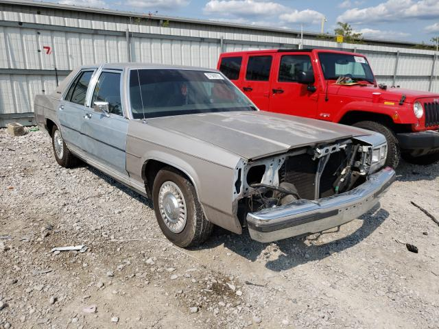 FORD CROWN VIC 1991 0