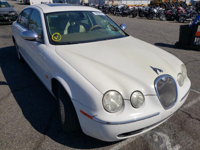 Jaguar S-Type salvage cars for sale: 2007 Jaguar S-Type