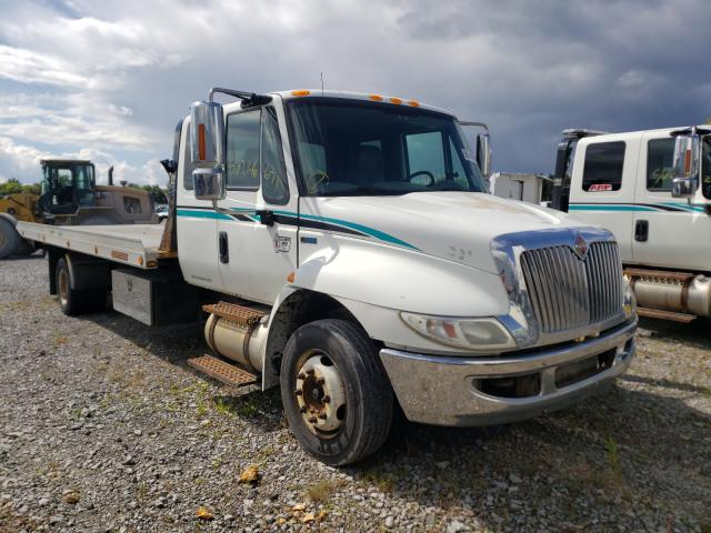 Salvage cars for sale from Copart Leroy, NY: 2015 International 4000 4300