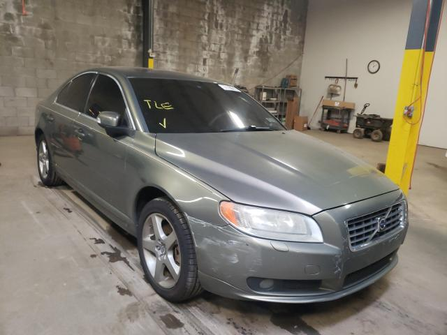 Salvage cars for sale from Copart Chalfont, PA: 2009 Volvo S80 T6