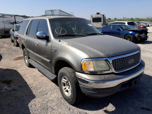 Salvage cars for sale from Copart Tucson, AZ: 1999 Ford Expedition