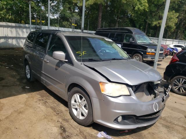 Salvage cars for sale from Copart Austell, GA: 2013 Dodge Grand Caravan