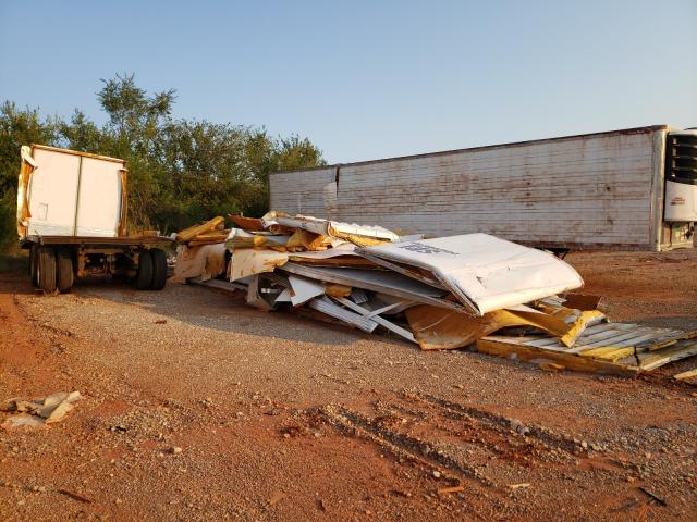 Salvage cars for sale from Copart Oklahoma City, OK: 2013 Util Trailer