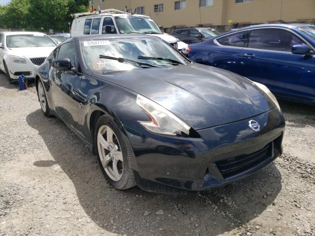 Salvage cars for sale from Copart Opa Locka, FL: 2011 Nissan 370Z Base