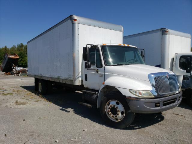 Salvage cars for sale from Copart Alorton, IL: 2006 International 4000 4200