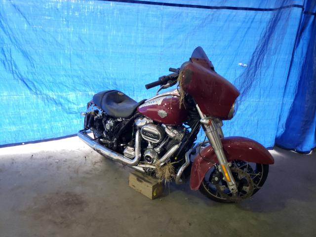 Salvage motorcycles for sale at Finksburg, MD auction: 2021 Harley-Davidson Flhxs