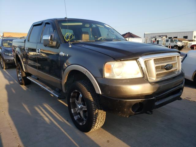 Salvage cars for sale from Copart Grand Prairie, TX: 2006 Ford F150 Super